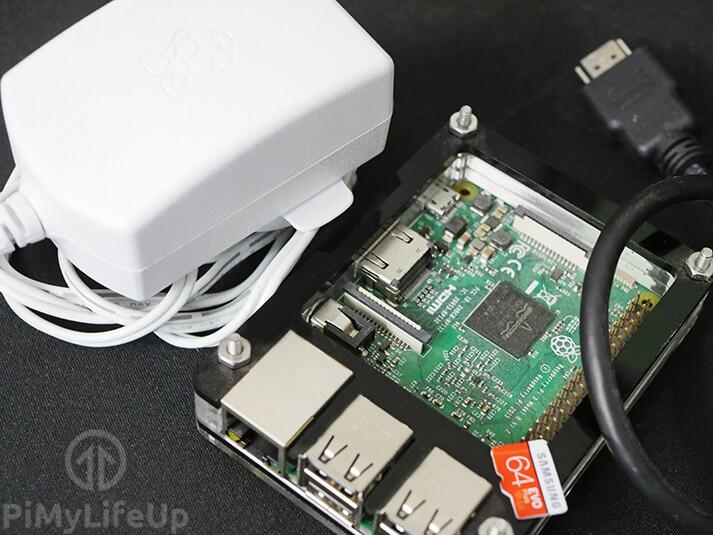 How to Setup the Raspberry Pi