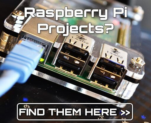 projects with raspberry pi