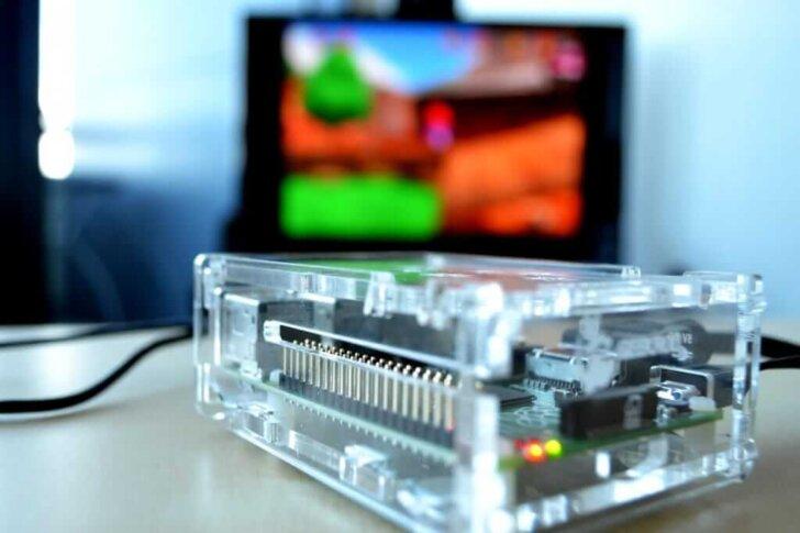 Raspberry Pi RetroPie Emulator