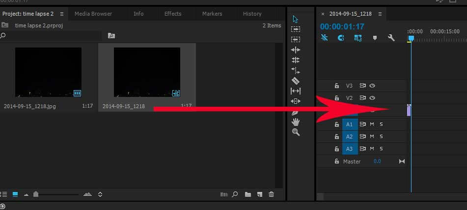 Turn Your Images Into a Time Lapse Tutorial
