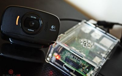 Build a Raspberry Pi Webcam Server in Minutes