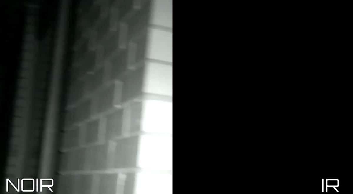 Night-time Pi Camera