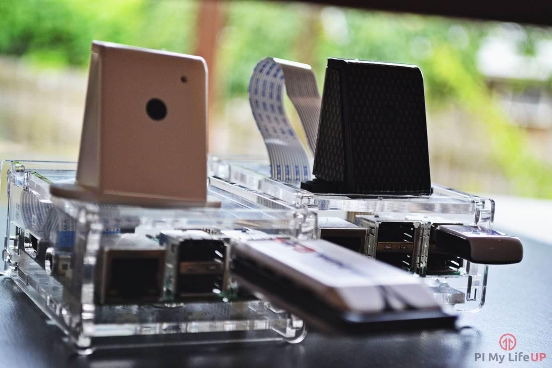 Raspberry Pi Camera VS NOIR