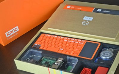 Kano Kit Review: Coding for Kids