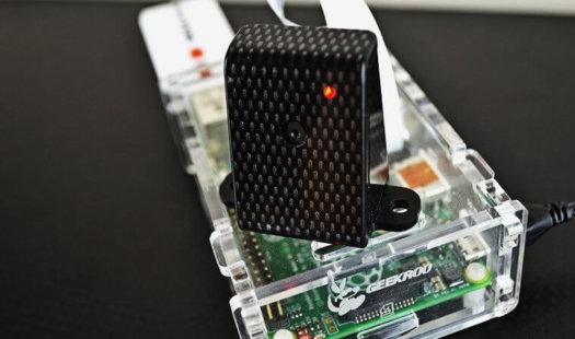 Build a Raspberry Pi Security Camera Network Thumbnail