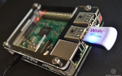 Setting up Raspberry Pi WiFi