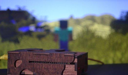 Raspberry Pi Minecraft Server Thumbnail
