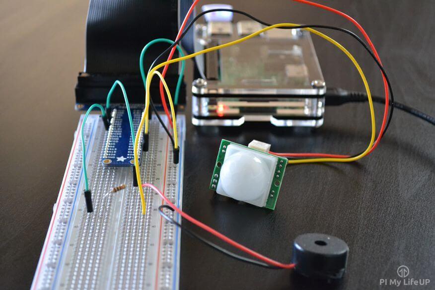 Raspberry Pi Motion Sensor