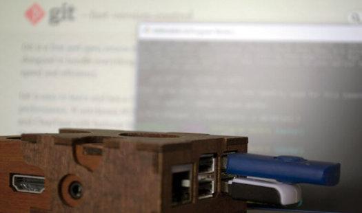 Build your own Raspberry Pi Git Server Thumbnail