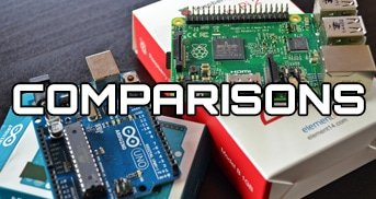 Raspberry Pi Comparisons