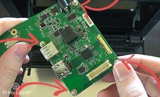 PCB Hub Screws