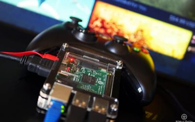 Raspberry Pi Steam Box: Stream PC Games to the Pi