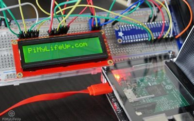 Raspberry Pi LCD: How to Setup a 16×2 LCD Display