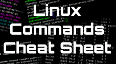 Linux Commands Cheat Sheet: A Great Beginners Guide