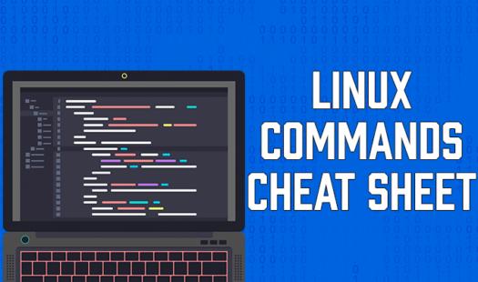 Linux Commands Cheat Sheet Thumbnail