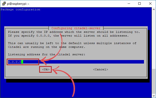 Configuring Raspberry Pi Email Server