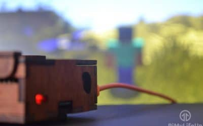 Raspberry Pi Minecraft PE Server: Your Personal Pocket Edition Server