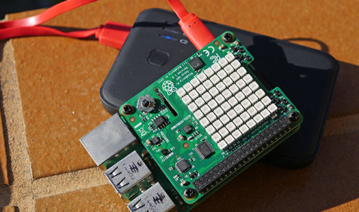 Raspberry Pi Sense HAT: Supercharge your Pi Thumbnail