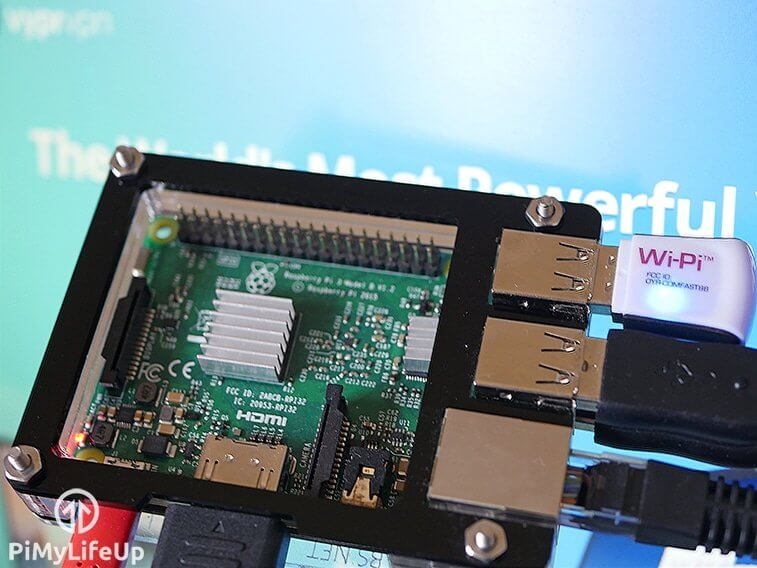 Raspberry Pi VPN Access Point