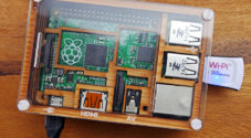 Raspberry Pi WiFi Bridge