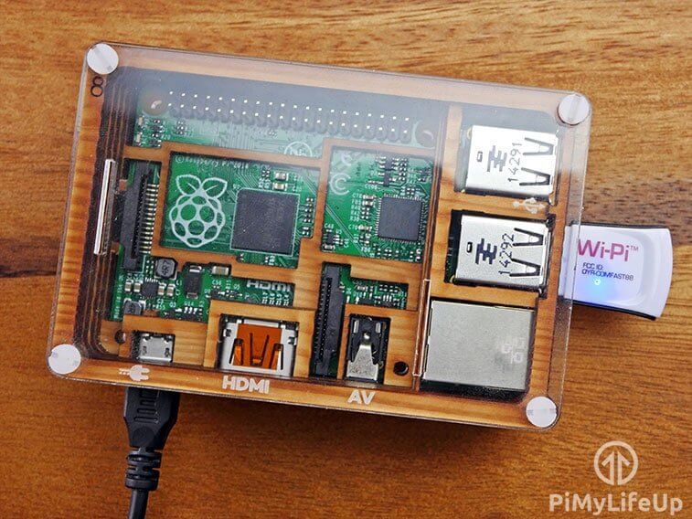 Easy Raspberry Pi Wifi Bridge Pi My Life Up