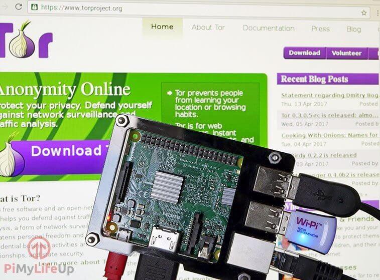 How To Setup A Raspberry Pi Tor Access Point Pi My Life Up