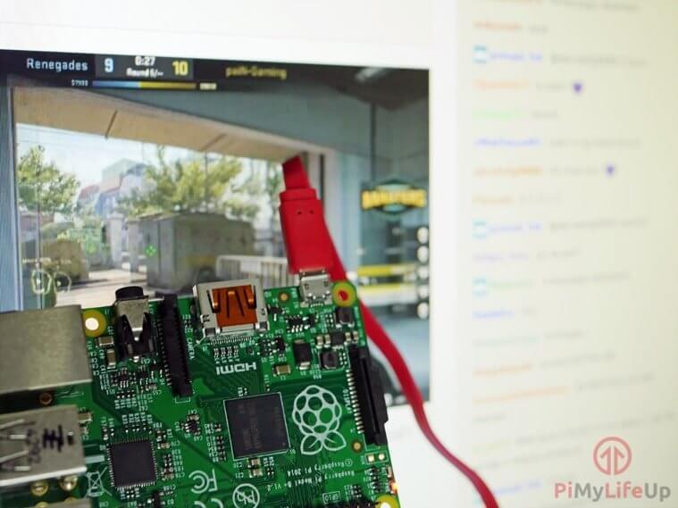 Raspberry Pi Twitch Bot