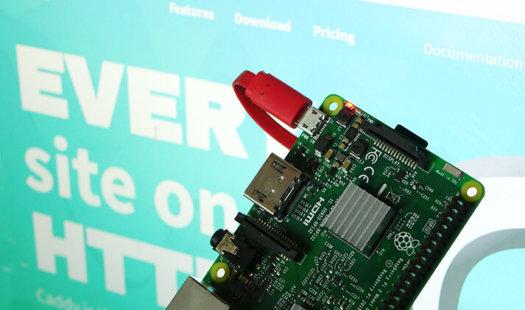 How to Setup a Raspberry Pi Caddy Web Server Thumbnail