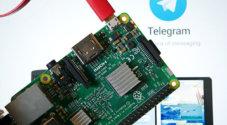 Raspberry Pi Telegram