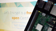 Raspberry Pi Lets Encrypt