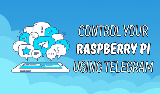 Controlling your Raspberry Pi with Telegram CLI Thumbnail