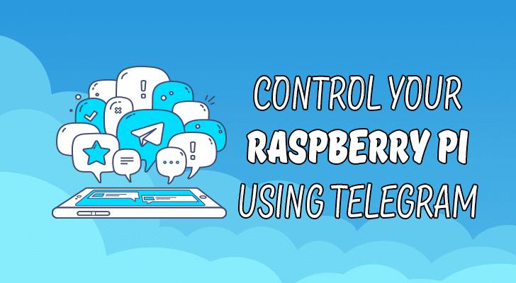 Raspberry Pi Telegram Bot