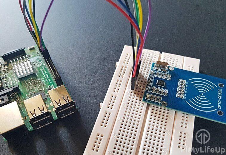 raspberry pi RFID Reader