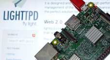 Raspberry Pi Lighttpd