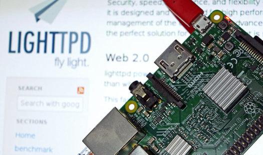 How to setup Raspberry Pi Lighttpd Thumbnail