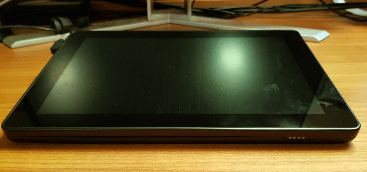 Raspad Frontscreen