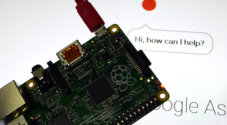 Raspberry Pi Google Assistant