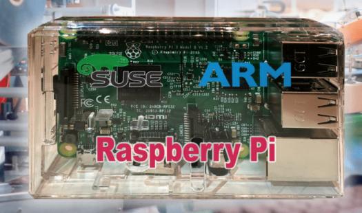 SUSE Linux Enterprise Server For Raspberry Pi Thumbnail