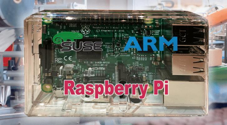 Raspberry Pi SUSE Thumbnail