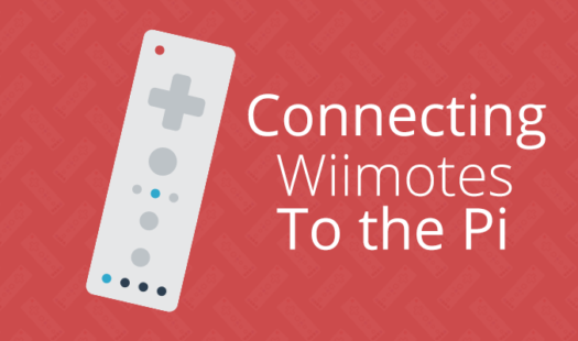 How to Connect Wiimotes to the Raspberry Pi Thumbnail