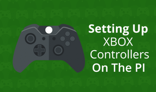 Setting up Xbox Controllers on the Raspberry Pi Thumbnail