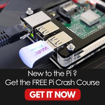 Raspberry Pi Crash Course