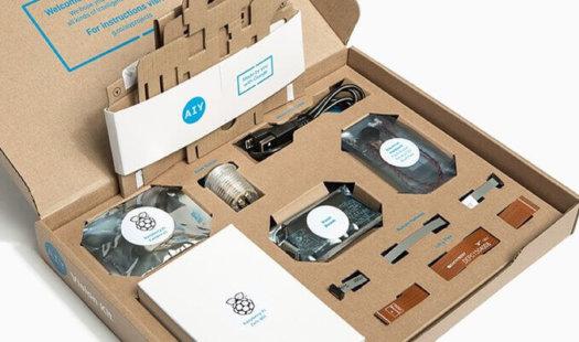 Google AIY Kits now Include the Raspberry Pi Zero WH Thumbnail