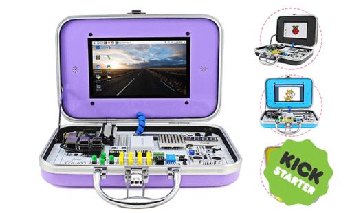 STEM Education Raspberry Pi Kit CrowPi hits Kickstarter Thumbnail