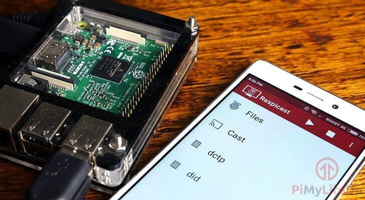 Raspberry Pi Chromecast