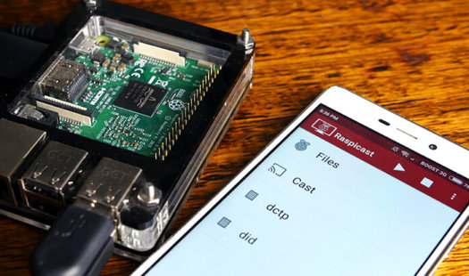Raspberry Pi Chromecast Alternative using Raspicast Thumbnail