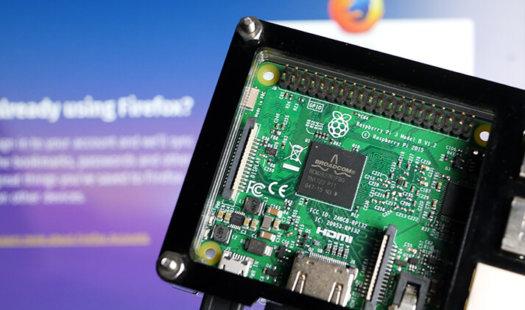 Raspberry Pi Firefox Thumbnail
