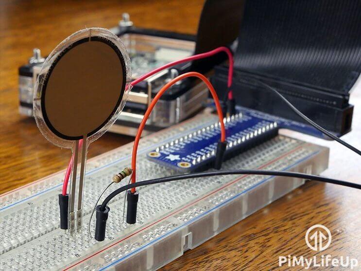 Raspberry Pi Pressure Pad