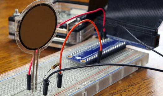 How to Setup a Raspberry Pi Pressure Pad (FSR) Thumbnail