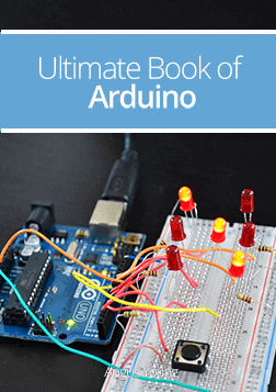 Ultimate Book of Arduino eBook Cover